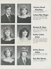 Page 17, 1980 Edition, Sterling High School - Tiger Yearbook (Sterling, OK) online yearbook collection