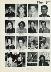 Page 10, 1983 Edition, Sterling High School - Tiger Yearbook (Sterling, OK) online yearbook collection