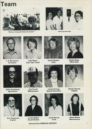 Page 11, 1983 Edition, Sterling High School - Tiger Yearbook (Sterling, OK) online yearbook collection