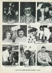 Page 12, 1983 Edition, Sterling High School - Tiger Yearbook (Sterling, OK) online yearbook collection