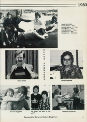 Page 15, 1983 Edition, Sterling High School - Tiger Yearbook (Sterling, OK) online yearbook collection