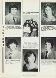 Page 16, 1983 Edition, Sterling High School - Tiger Yearbook (Sterling, OK) online yearbook collection