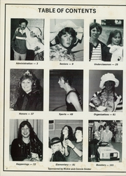 Page 6, 1983 Edition, Sterling High School - Tiger Yearbook (Sterling, OK) online yearbook collection