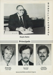 Page 9, 1983 Edition, Sterling High School - Tiger Yearbook (Sterling, OK) online yearbook collection