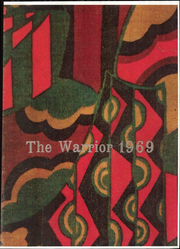 1969 Edition, Webbers Falls High School - Warrior Yearbook (Webbers Falls, OK)