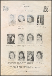 Page 17, 1945 Edition, Oaks Mission High School - Warrior Yearbook (Oaks, OK) online yearbook collection