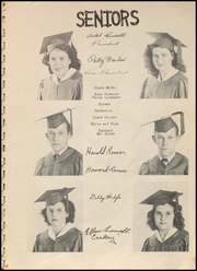 Page 13, 1947 Edition, Oaks Mission High School - Warrior Yearbook (Oaks, OK) online yearbook collection