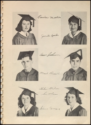Page 15, 1947 Edition, Oaks Mission High School - Warrior Yearbook (Oaks, OK) online yearbook collection