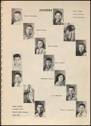 Page 17, 1947 Edition, Oaks Mission High School - Warrior Yearbook (Oaks, OK) online yearbook collection