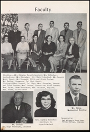 Page 11, 1959 Edition, Oaks Mission High School - Warrior Yearbook (Oaks, OK) online yearbook collection