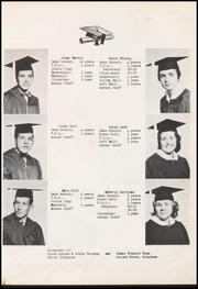 Page 17, 1959 Edition, Oaks Mission High School - Warrior Yearbook (Oaks, OK) online yearbook collection