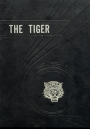 Page 1, 1960 Edition, Tupelo High School - Tiger Yearbook (Tupelo, OK) online yearbook collection