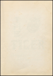 Page 3, 1960 Edition, Tupelo High School - Tiger Yearbook (Tupelo, OK) online yearbook collection
