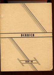 1940 Edition, Covington High School - Derrick Yearbook (Covington, OK)
