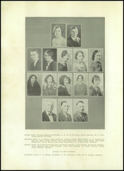 Page 10, 1929 Edition, Roff High School - Tiger Yearbook (Roff, OK) online yearbook collection
