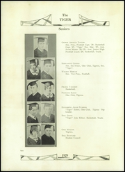 Page 12, 1929 Edition, Roff High School - Tiger Yearbook (Roff, OK) online yearbook collection