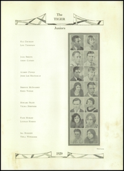 Page 15, 1929 Edition, Roff High School - Tiger Yearbook (Roff, OK) online yearbook collection