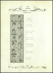 Page 16, 1929 Edition, Roff High School - Tiger Yearbook (Roff, OK) online yearbook collection