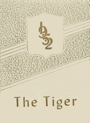 1952 Edition, Roff High School - Tiger Yearbook (Roff, OK)