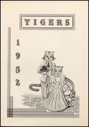 Page 7, 1952 Edition, Roff High School - Tiger Yearbook (Roff, OK) online yearbook collection