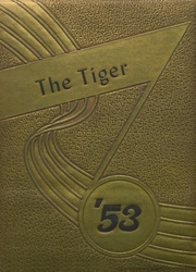 1953 Edition, Roff High School - Tiger Yearbook (Roff, OK)