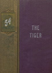 1954 Edition, Roff High School - Tiger Yearbook (Roff, OK)