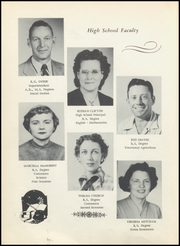 Page 16, 1954 Edition, Roff High School - Tiger Yearbook (Roff, OK) online yearbook collection