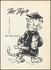 Page 5, 1954 Edition, Roff High School - Tiger Yearbook (Roff, OK) online yearbook collection