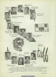 Page 6, 1955 Edition, Roff High School - Tiger Yearbook (Roff, OK) online yearbook collection