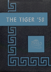 1958 Edition, Roff High School - Tiger Yearbook (Roff, OK)