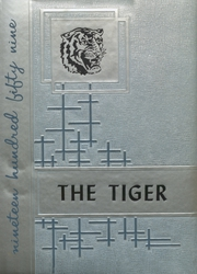 1959 Edition, Roff High School - Tiger Yearbook (Roff, OK)