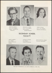 Page 14, 1959 Edition, Roff High School - Tiger Yearbook (Roff, OK) online yearbook collection