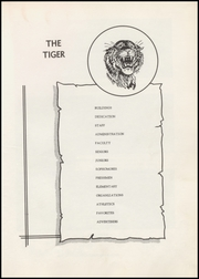 Page 5, 1959 Edition, Roff High School - Tiger Yearbook (Roff, OK) online yearbook collection