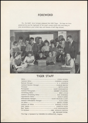 Page 8, 1959 Edition, Roff High School - Tiger Yearbook (Roff, OK) online yearbook collection