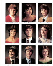 Page 12, 1985 Edition, Central High School - Bronco Yearbook (Marlow, OK) online yearbook collection