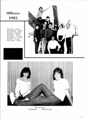 Page 17, 1985 Edition, Central High School - Bronco Yearbook (Marlow, OK) online yearbook collection