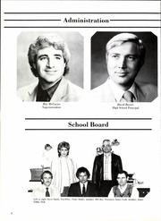 Page 6, 1985 Edition, Central High School - Bronco Yearbook (Marlow, OK) online yearbook collection