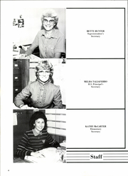 Page 8, 1985 Edition, Central High School - Bronco Yearbook (Marlow, OK) online yearbook collection