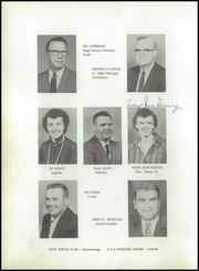 Page 12, 1959 Edition, Chattanooga Central High School - Warrior Yearbook (Chattanooga, OK) online yearbook collection