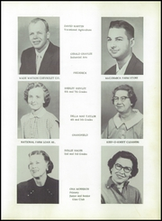 Page 13, 1959 Edition, Chattanooga Central High School - Warrior Yearbook (Chattanooga, OK) online yearbook collection