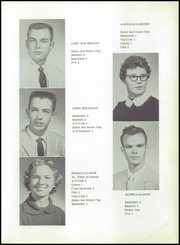 Page 17, 1959 Edition, Chattanooga Central High School - Warrior Yearbook (Chattanooga, OK) online yearbook collection
