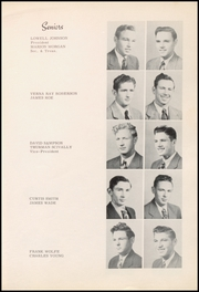 Page 15, 1950 Edition, Thackerville High School - Wildcats Yearbook (Thackerville, OK) online yearbook collection