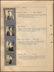 Page 14, 1927 Edition, Drummond High School - Bulldog Yearbook (Drummond, OK) online yearbook collection
