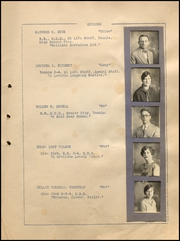 Page 17, 1927 Edition, Drummond High School - Bulldog Yearbook (Drummond, OK) online yearbook collection