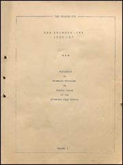 Page 3, 1927 Edition, Drummond High School - Bulldog Yearbook (Drummond, OK) online yearbook collection