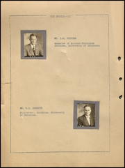 Page 4, 1927 Edition, Drummond High School - Bulldog Yearbook (Drummond, OK) online yearbook collection