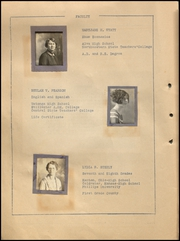 Page 8, 1927 Edition, Drummond High School - Bulldog Yearbook (Drummond, OK) online yearbook collection