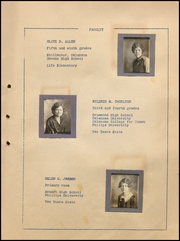 Page 9, 1927 Edition, Drummond High School - Bulldog Yearbook (Drummond, OK) online yearbook collection