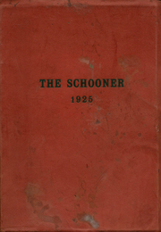 Page 1, 1925 Edition, University High School - Schooner Yearbook (Norman, OK) online yearbook collection