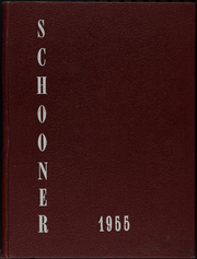 1955 Edition, University High School - Schooner Yearbook (Norman, OK)
